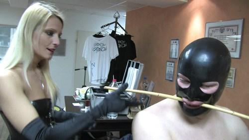 Punished Cleaning Slave Femdom