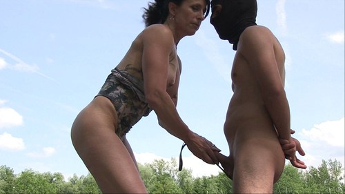 Whipped Kicked And Slapped In The Face Femdom