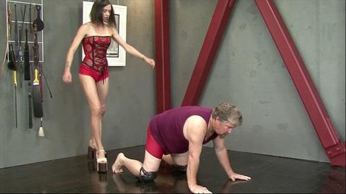 Ball Rupturing Ballerina 2 Femdom