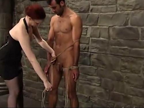Cbt Bondage Tutorial Femdom