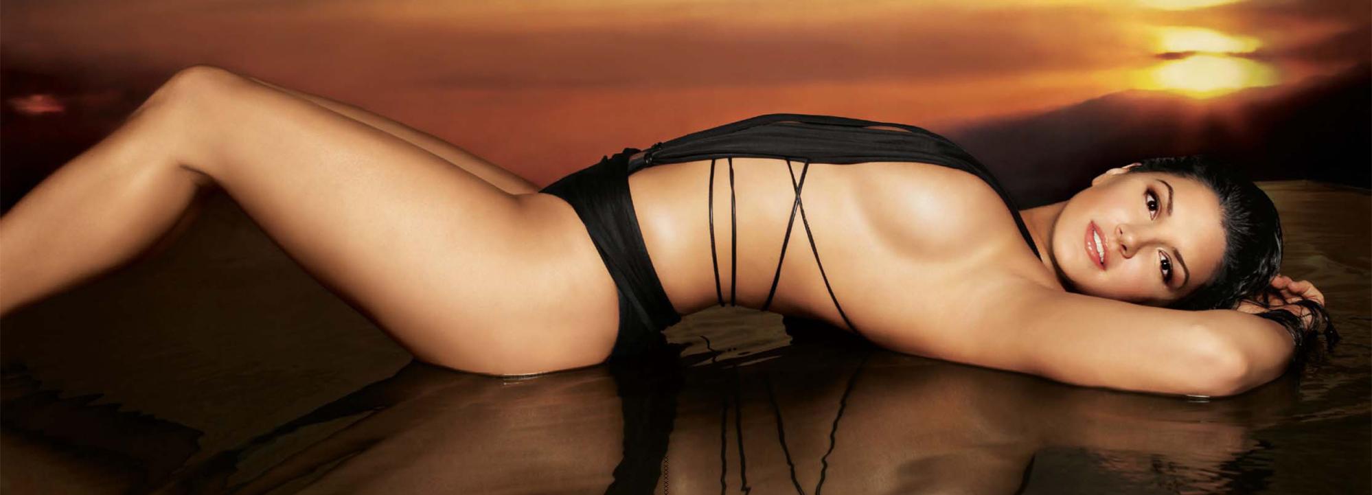 Gina Carano Nude Sexy