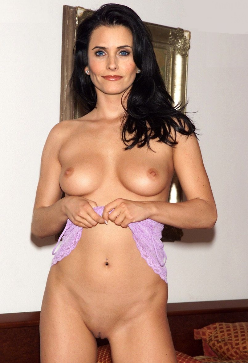 Courteney cox bringing sexy back to cougar town