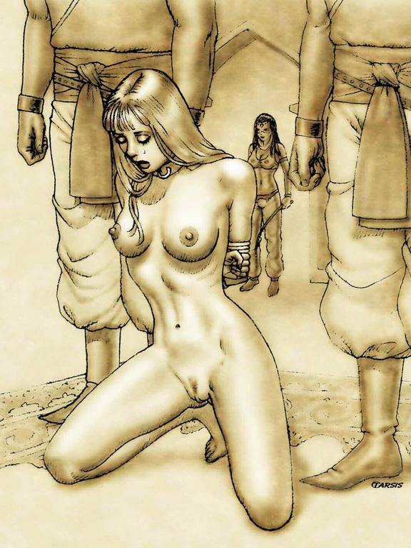 Sex slaves erotic story 14